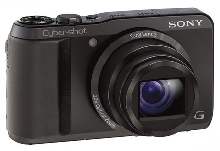 Sony Cyber-shot DSC-HX30V, low light camera, full HD video, digital camera, superzoom, GPS, Wi-Fi built-in, new camera