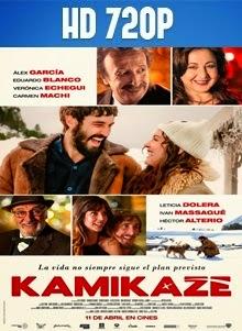Kamikaze 720p Castellano 2014
