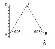 Engineering Mechanics question no. 13, set 06
