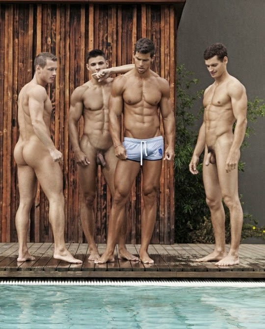 фото голых парней из кино