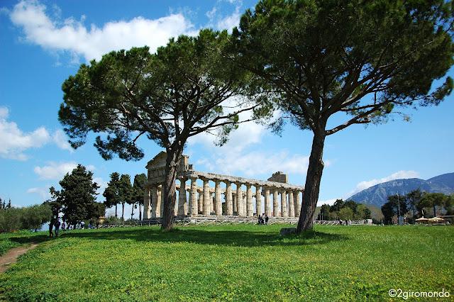 Paestum, Salerno
