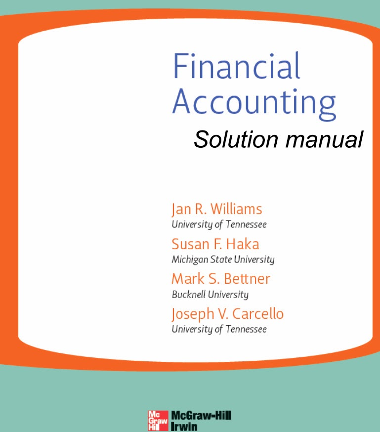 solutions to case 25 1 in accounting text and cases by anthony