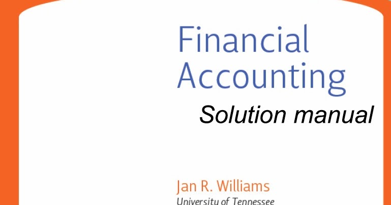 Financial Accounting Solution Chap 02 Coursework Sample