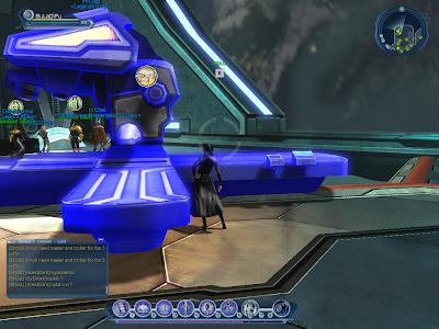 DC Universe Online - RnD Workstation