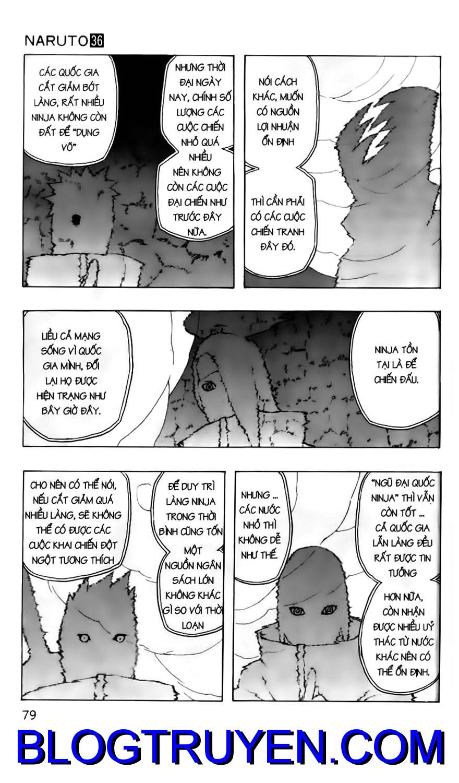 Naruto - Chapter 329 - Pic 12