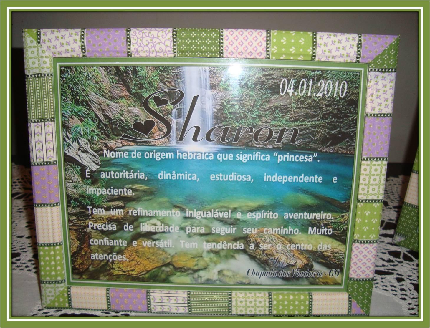 Armario Dobravel Quechua ~ Zuziba Artesanato Quadro Significado do Nome Shelley e Sharon