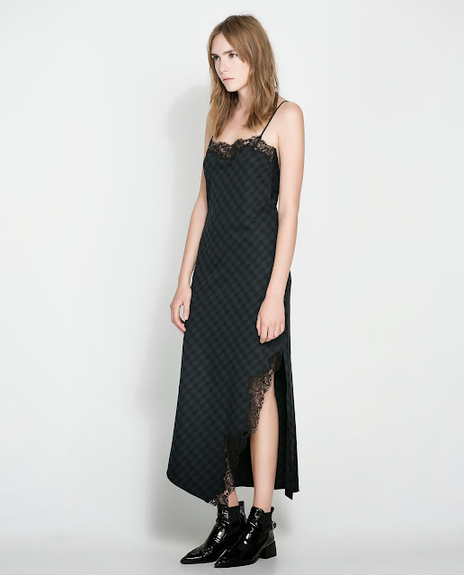 zara studio dress