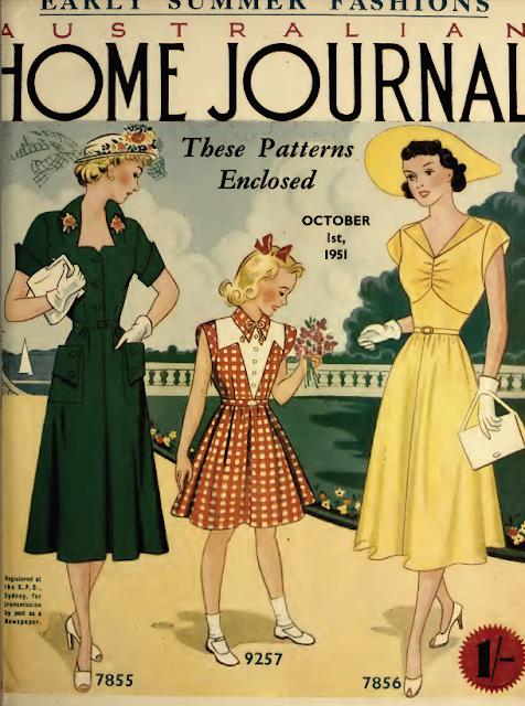 Australian Home Journal 1st October 1951