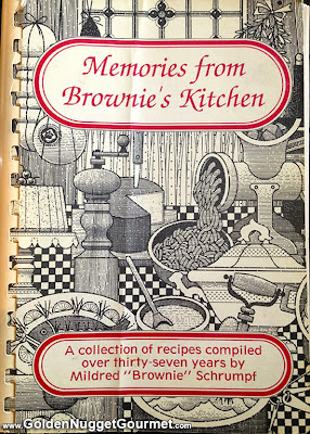 Maine Baked Beans Recipe Card