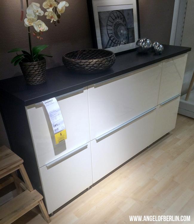 Interieur - Kommode für\'s Gästezimmer {IKEA Metod/Maximera Hack ...
