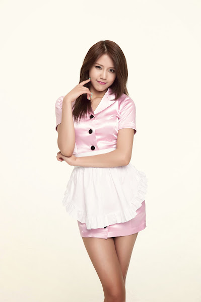 AoA Hyejeong Short Hair Concept