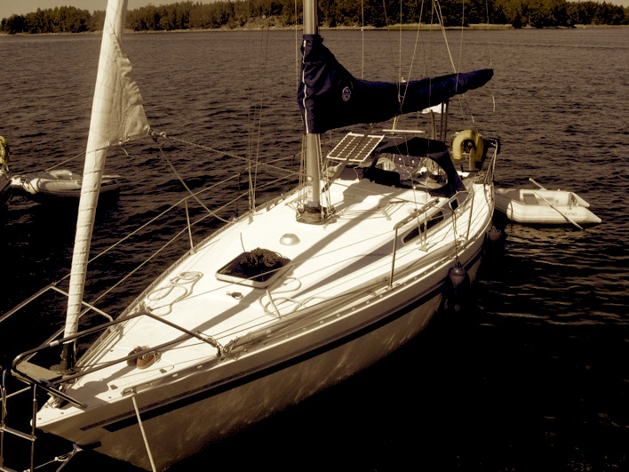 Virolainen purjevene