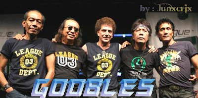 Godbles Legenda Rock Indonesia | joyodrono mabung