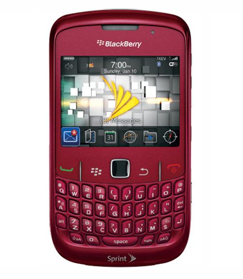 Jual BlackBerry Aries 8530 (CDMA) Black Market