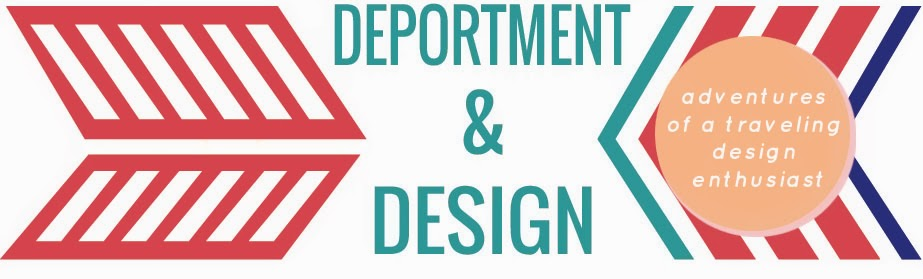 Deportment + Design