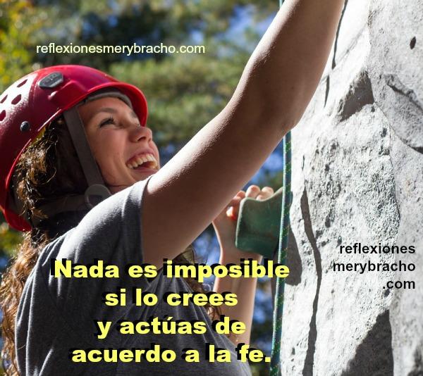Reflexión, no te dejes vencer, mejor vida, ser feliz, ayuda en problemas, ánimo para seguir por Mery Bracho