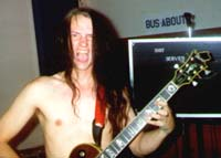 Bob - guitar