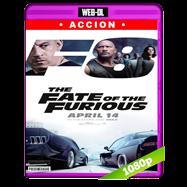 Rápidos y furiosos 8 (2017) Extended Directors Cut WEB-DL 1080p Audio Dual Latino-Ingles