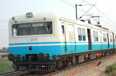 MMTS Train