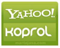 cara daftar yahoo koprol