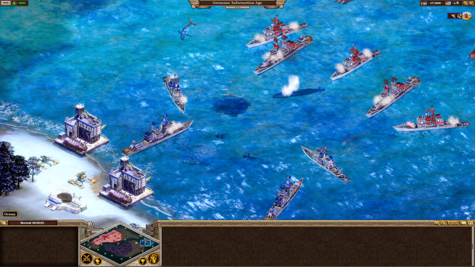 Rise of Nations: Extended Edition screenshots