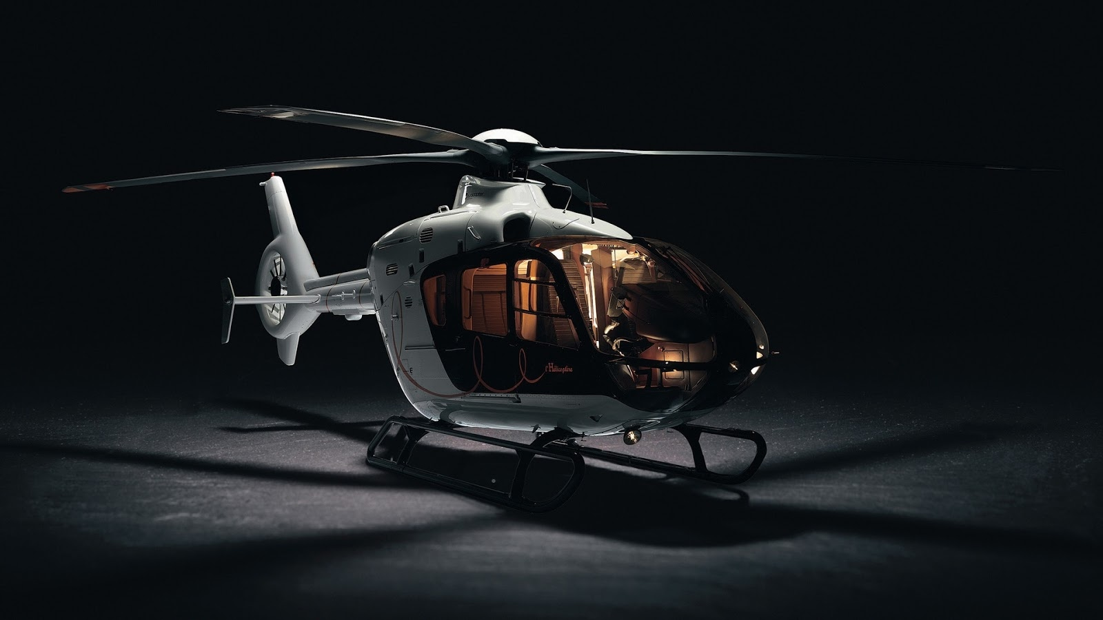 Elicottero Ec 135 : Eurocopter ec helicopter mystery wallpaper