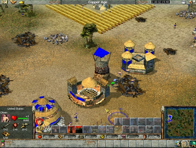 Empire Earth II PC Game Overview