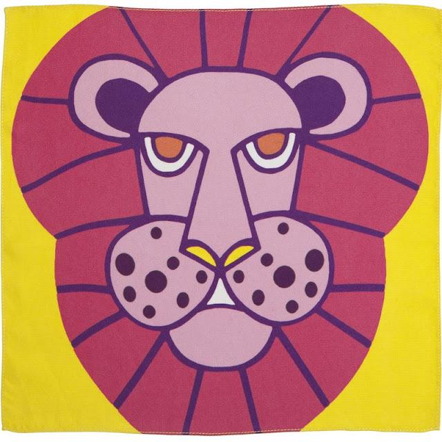 yang du lion knit london