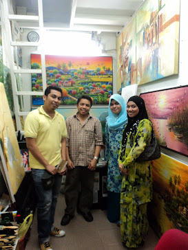 With Hudry Hayat artist...