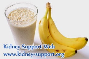 Can Diabetic Nephropathy Patient Eat Banana