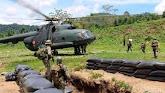 Recuperan cadáveres de militares que sufrieron ataque terrorista El Comando Conjunto de las Fuerzas