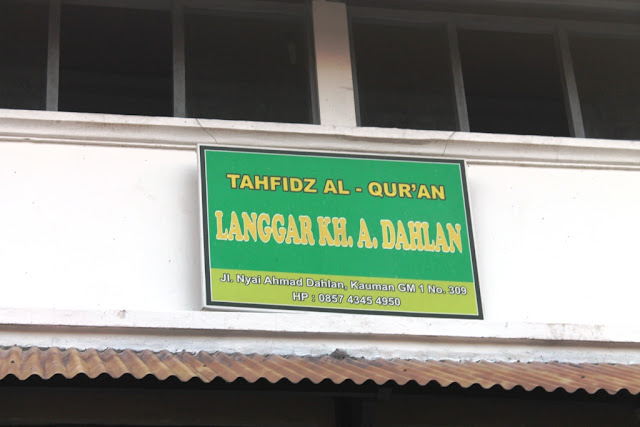 langgar Ahmad Dahlan
