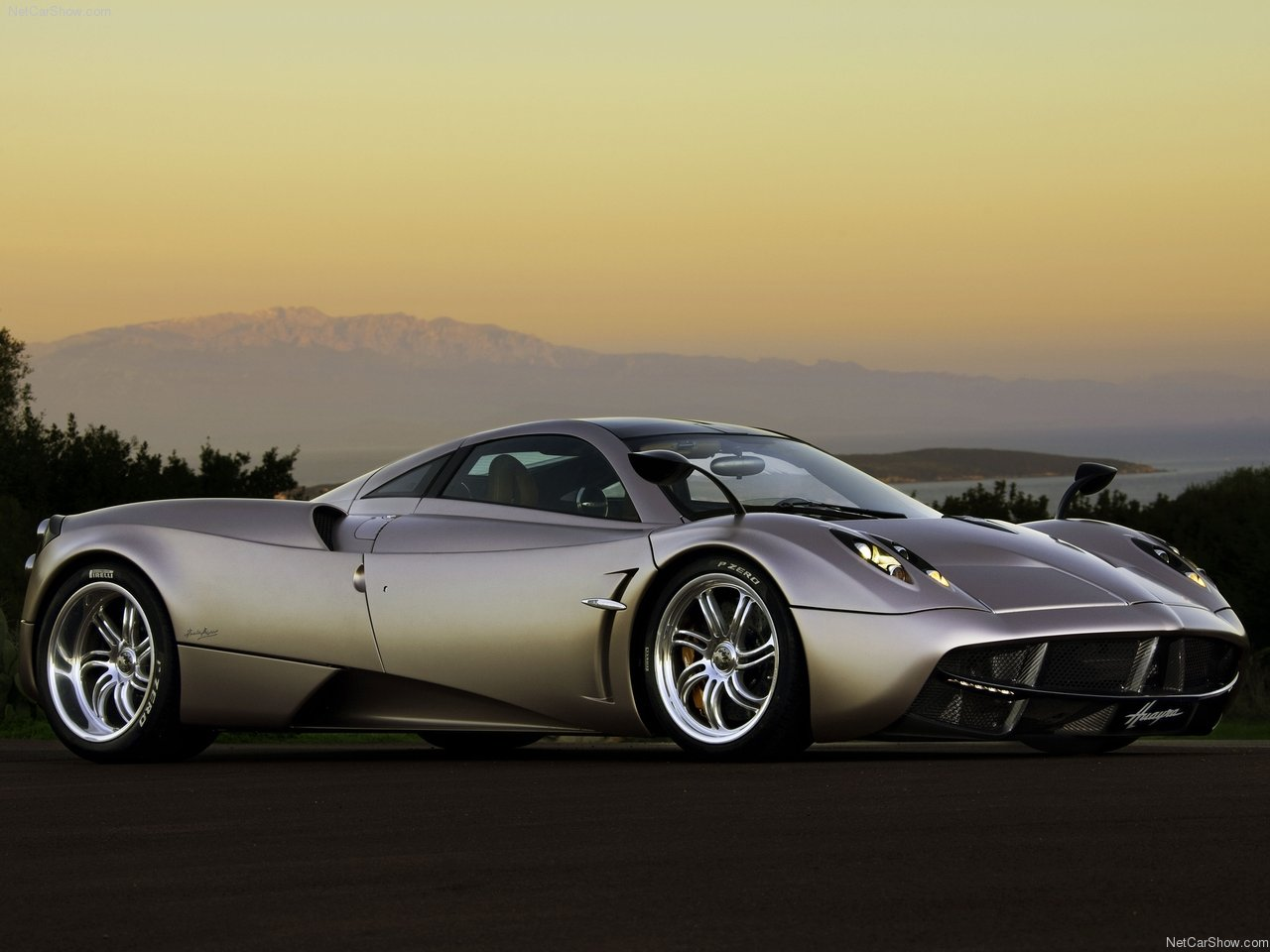 Mercedes Benz - Pagani relationship   Car guy's paradise