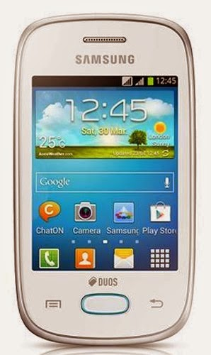 Samsung Galaxy Y Neo Duos S5312
