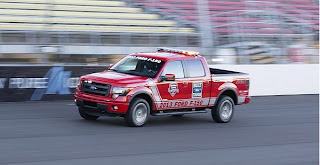 Ford F-150 EcoBoost Becomes NASCAR Pace Truck
