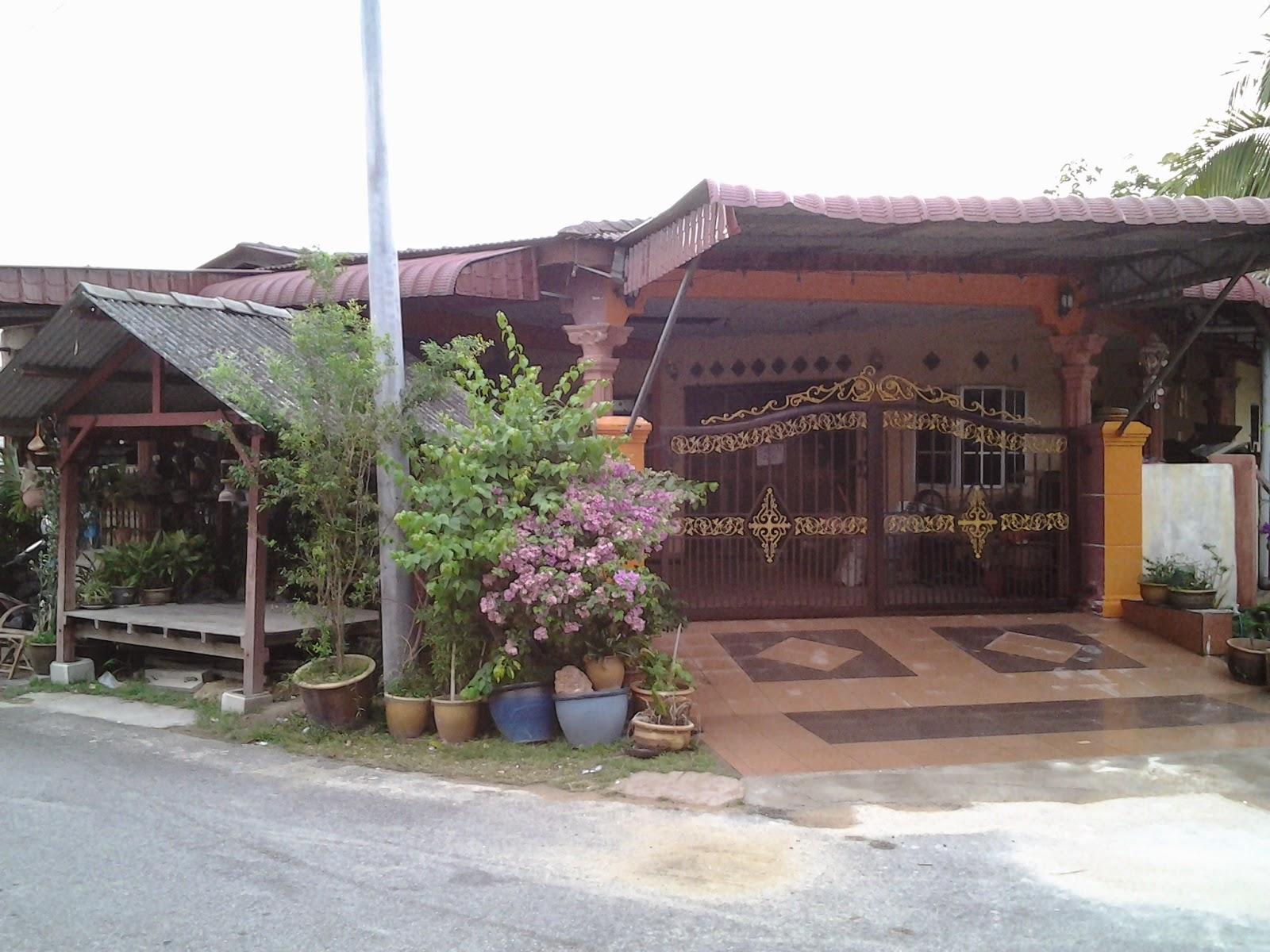 Homestay Taman Sri Naning Alor Gajah Berhampiran AFamosa Resort
