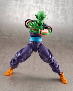Bandai SH Figuarts SDCC 2013 Bluefin Exclusive Dragon Ball Z Piccolo Figure