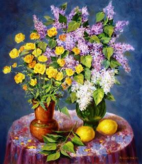cuadro-con-jarron-de-flores