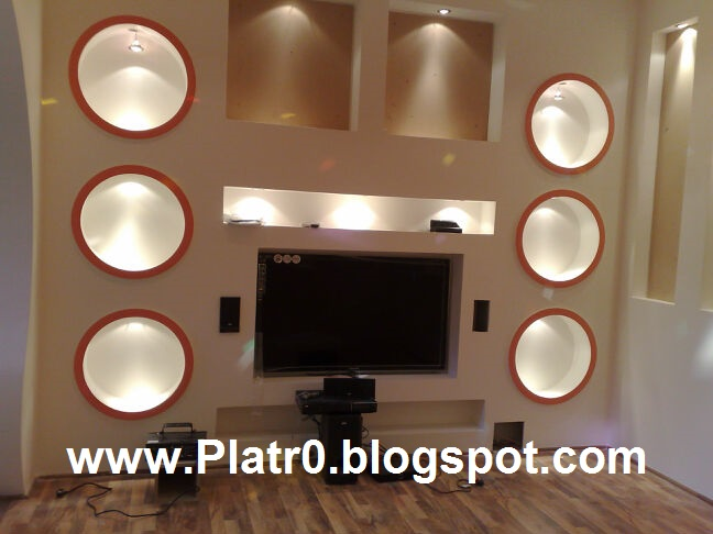 Decoration salon placoplatre for Decoration plafond platre france