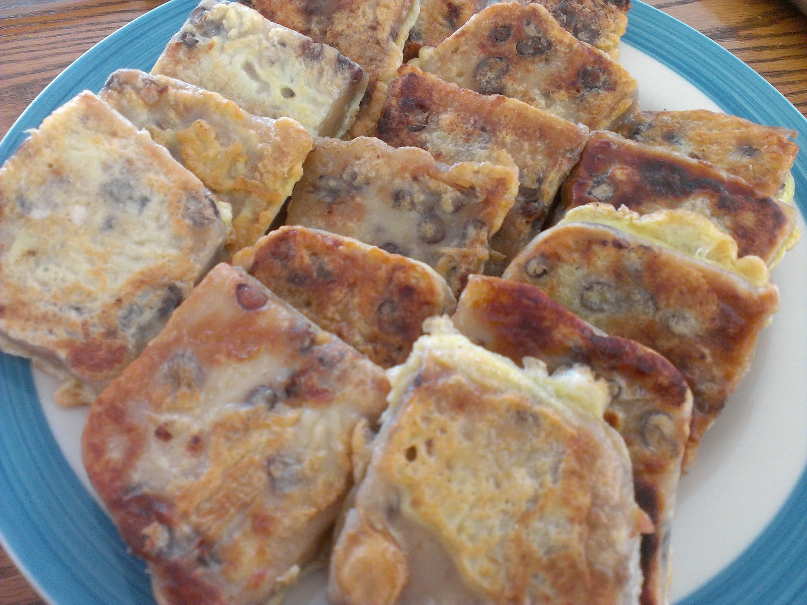 Chinese Red Bean Cakes With Glutinious Flour