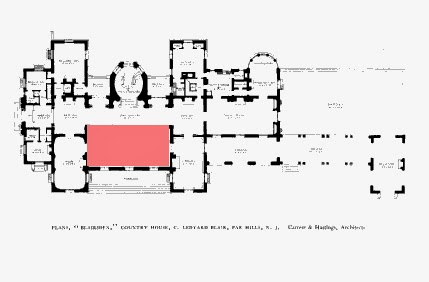 This Is The Story Of James Rixner And His New Project Mansion In May Showhouse Largest Room Blairsden Constructed 1897 1903