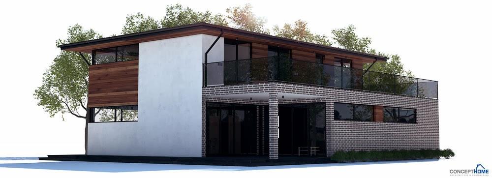 Modern Australian House Plan CH238