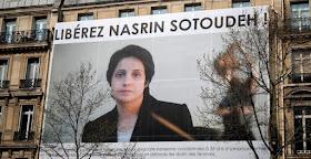 Clamor mundial por la condena a latigazos y prisión a la defensora de las mujeres en Irán