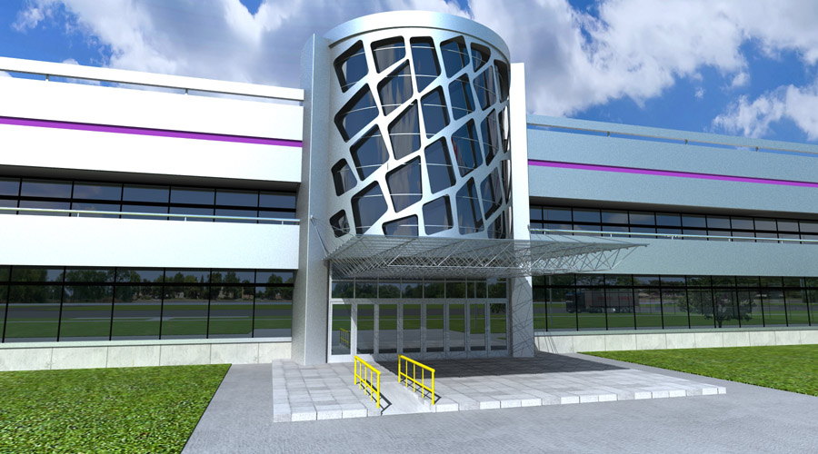 3d building design - 3d Building Designs