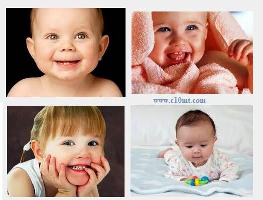 10 tháng tuổi chưa mọc răng có phải thiếu canxi ? www.c10mt.com