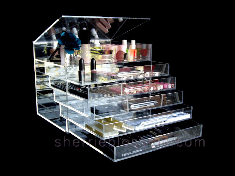 icebox by sherrieblossom voted best design kardashian clear acrylic makeup organizer. Black Bedroom Furniture Sets. Home Design Ideas