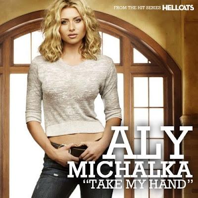 Aly Michalka - Take My Hand Lyrics
