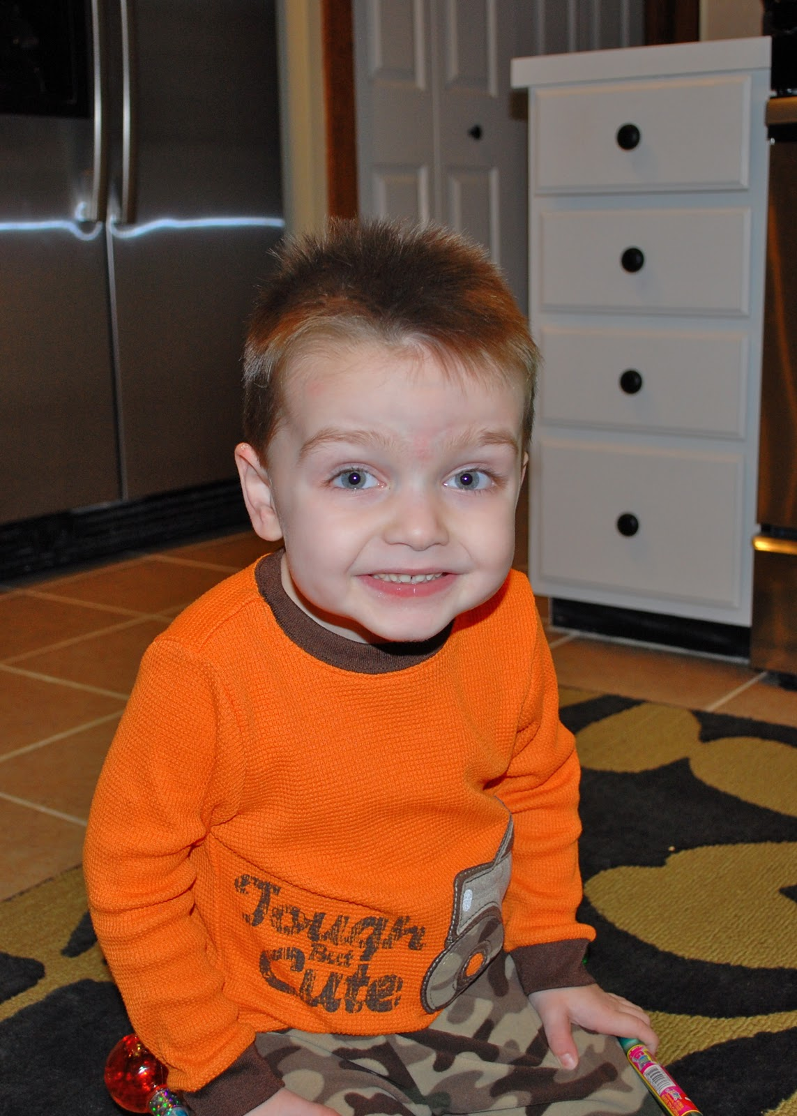 The Folletts: Big Boy Haircut