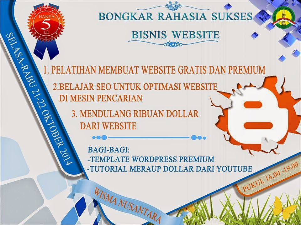 latihan website