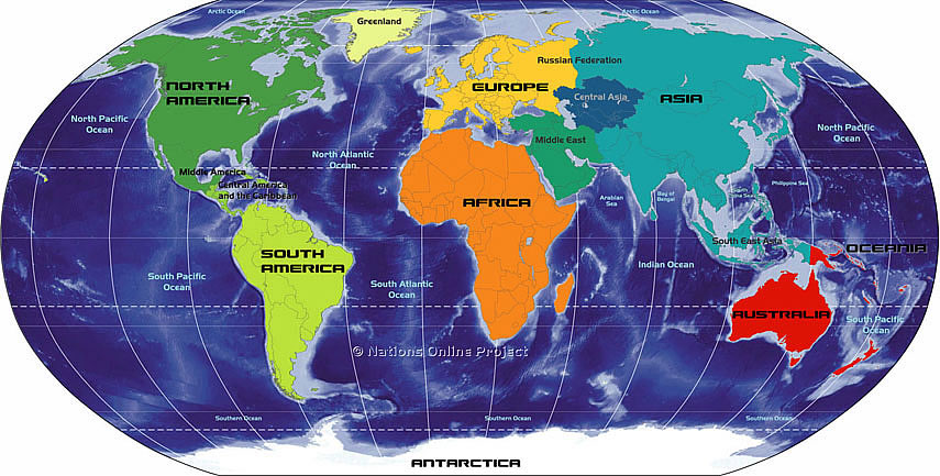Free Your Mind The 8th Continent of Earth Zealandia